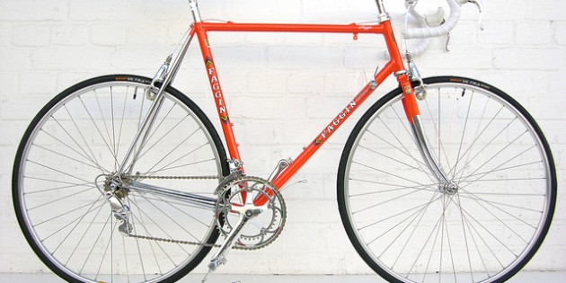 Faggin Cycle Full Super Record – £2,950